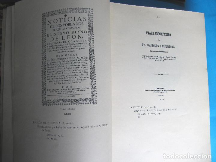 Libros antiguos: MANUAL GRÁFICO DESCRIPTIVO DEL BIBLIÓFILO HISPANO AMERICANO. FRANCISCO VINDEL. TOMO V. L - Me, 1930. - Foto 4 - 121388535