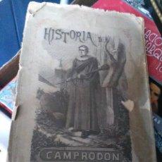 Libros antiguos: CAMPRODON. Lote 121459543