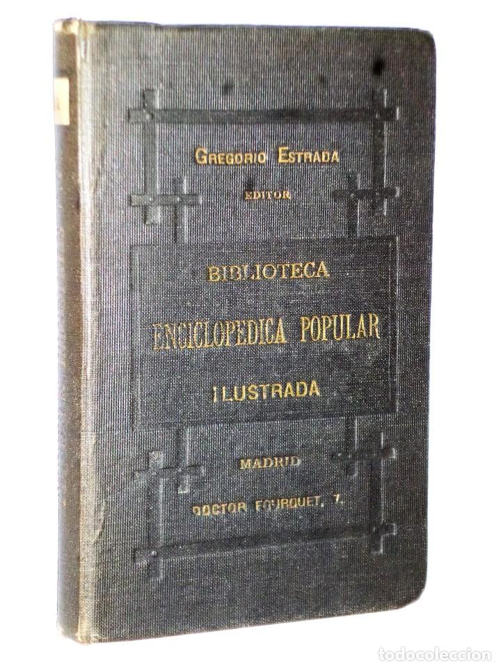 LAS PEQUEÑAS INDUSTRIAS DOMÉSTICAS. TOMO I (Libros Antiguos, Raros y Curiosos - Ciencias, Manuales y Oficios - Otros)