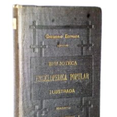 Libros antiguos: LAS PEQUEÑAS INDUSTRIAS DOMÉSTICAS. TOMO I. Lote 121518135
