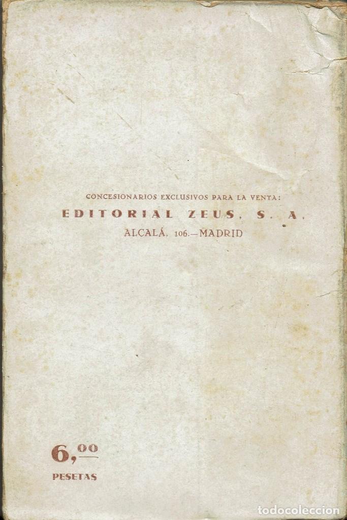 Libros antiguos: UNA MUJER EN SU VENTANA, POR DRIEU LA ROCHELLE. AÑO 1931 (6.4) - Foto 2 - 121531715