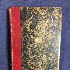 Libros antiguos: EL VIENTRE DE PARÍS LE VENTRE DE PARIS AÑO 1876 ED CHARPENTIER 18X12CMS ÉMILE ZOLA. Lote 121581855