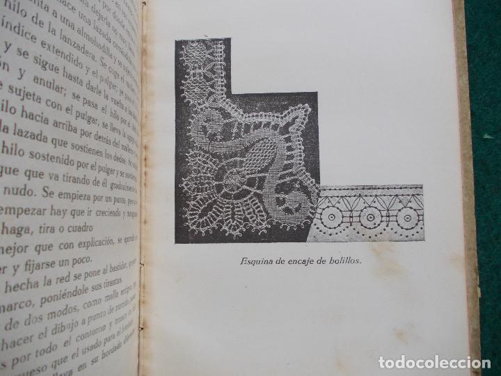 Libros antiguos: CONFERENCIA DE LABORES ANGELES MORAN MARQUEZ 1921 - Foto 2 - 121607699