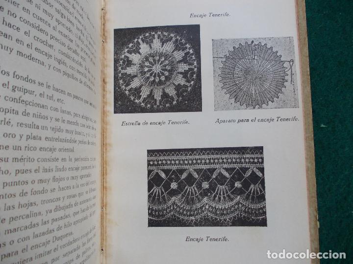 Libros antiguos: CONFERENCIA DE LABORES ANGELES MORAN MARQUEZ 1921 - Foto 4 - 121607699