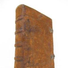 Libros antiguos: DE LOS NOMBRES DE CHRISTO / LA PERFECTA CASADA - 1595 - FRAY LUIS DE LEON - MAGISTRAL. Lote 121665211