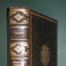 Libros antiguos: VALVERDE DEL BARRIO: CATALOGO DE INCUNABLES Y LIBROS RAROS DE LA SANTA IGLESIA CATEDRAL DE SEGOVIA. Lote 121668655