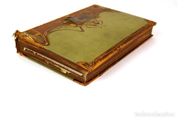 Libros antiguos: L-3474 WELTALL UND MENSCHHEIT TOMO DE ENCICLOPEDIA MODERNISTA .PRINCIPIOS DE SIGLO XX. - Foto 5 - 121726371