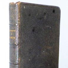 Libros antiguos: HISTOIRE DE PARIS ET DE SES MONUMENTS. Lote 121810803