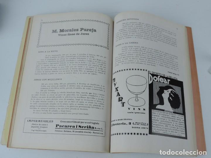 Libros antiguos: MENAGE REVISTA DEL ARTE EN LA CASA ,COCINA Y PASTELERIA MODERNAS 2 Epoca Enero 1935 - Mickey Mouse, - Foto 5 - 121826687