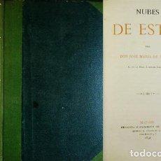 Libros antiguos: PEREDA, JOSÉ MARÍA DE. LA MONTÁLVEZ. MADRID, IMPRENTA Y FUNDICIÓN DE TELLO, 1889. . Lote 121901539