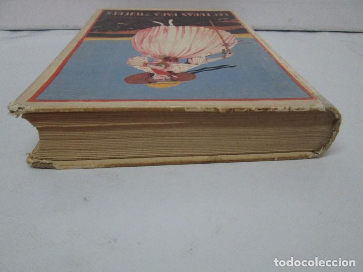 Libros antiguos: LECTURAS PARA MUJERES. GABRIELA MISTRAL. ESCUELA HOGAR 1924. VER FOTOGRAFIAS ADJUNTAS - Foto 5 - 122052011