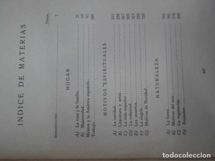 Libros antiguos: LECTURAS PARA MUJERES. GABRIELA MISTRAL. ESCUELA HOGAR 1924. VER FOTOGRAFIAS ADJUNTAS - Foto 13 - 122052011