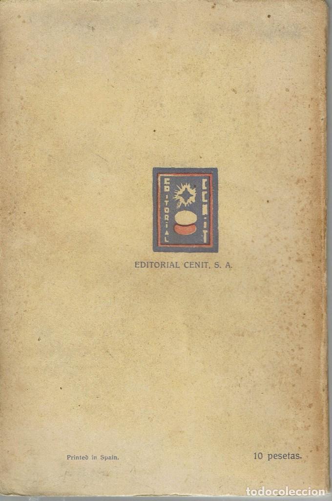 Libros antiguos: EL DOCTOR ARROWSMITH, POR SINCLAIR LEWIS. AÑO 1932 (3.3) - Foto 2 - 122194527