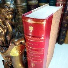 Libros antiguos: LOS CENTAUROS - RICARDO LEÓN - TOMO VII DE LAS OBRAS COMPLETAS - 1915 - MADRID -RAOÚL PEANT -. Lote 122211531
