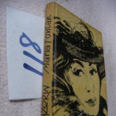 Libros antiguos: MARIA FONTAN - AZORIN. Lote 122224779