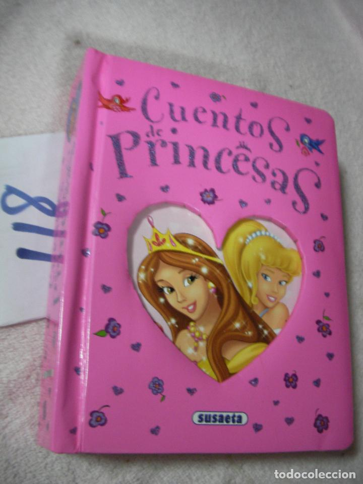 CUENTOS DE PRINCESAS - ENVIO INCLUIDO A ESPAÑA (Libros Antiguos, Raros y Curiosos - Literatura Infantil y Juvenil - Otros)