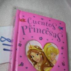 Libros antiguos: CUENTOS DE PRINCESAS - ENVIO INCLUIDO A ESPAÑA. Lote 122224931