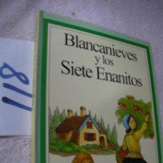 Alte Bücher - CUENTO INFANTIL - BLANCANIEVES Y LOS SIETE ENANITOS - 122226423