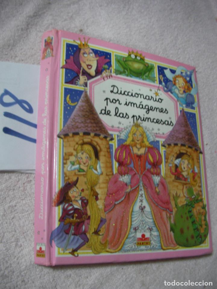 DICCIONARIO POR IMAGENES DE LAS PRINCESAS (Libros Antiguos, Raros y Curiosos - Literatura Infantil y Juvenil - Otros)