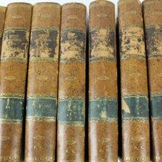 Libros antiguos: L-4800. HISTORIA CRITICA (CIVIL Y ECLESIASTICA) DE CATALUÑA. 9 VOLUMENES. AÑOS 1874 A 1878. BOFARULL. Lote 122230847