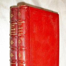 Libros antiguos: BARNABE RUDGE - DICKENS - AÑO 1877. Lote 122253039