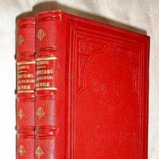 Libros antiguos: AVENTURES DE MONSIEUR PICK WICK DE 1900. Lote 122254703