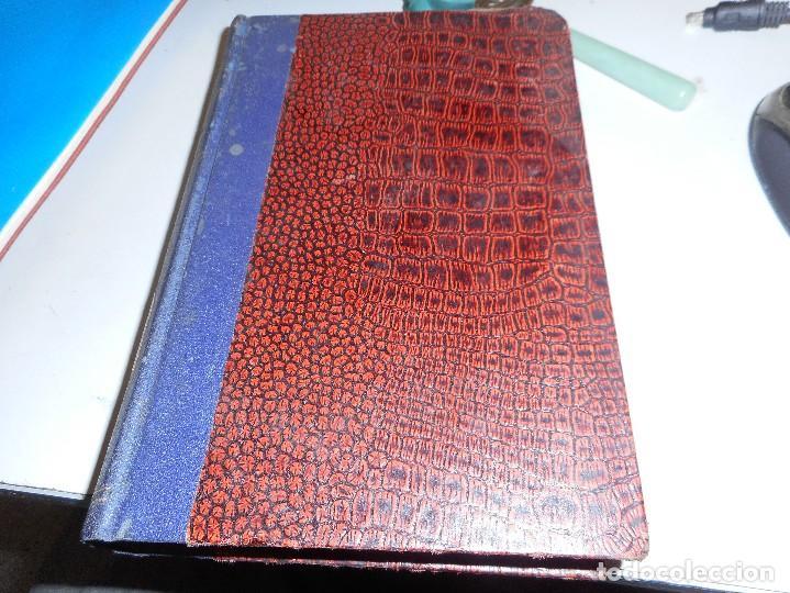 CURIOSO LIBRO PRIMERA EDICION 1935 PARECE EN PIEL DE COCODRILO O SERPIENTE COMPRENSION DOSTOIEWSKY (Libros Antiguos, Raros y Curiosos - Pensamiento - Otros)