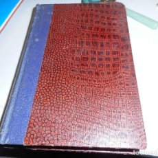 Libros antiguos: CURIOSO LIBRO PRIMERA EDICION 1935 PARECE EN PIEL DE COCODRILO O SERPIENTE COMPRENSION DOSTOIEWSKY. Lote 122296083
