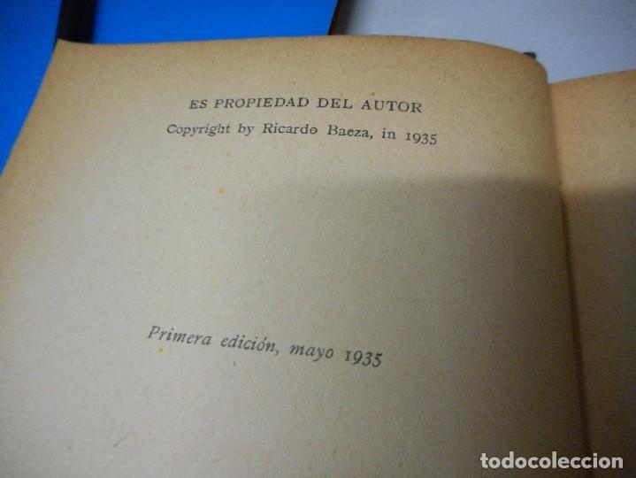 Libros antiguos: curioso libro primera edicion 1935 parece en piel de cocodrilo o serpiente comprension dostoiewsky - Foto 5 - 122296083