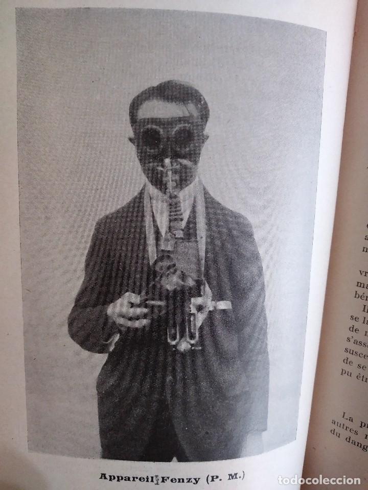 LIBRO MUY RARO SOBRE LA GUERRA QUÍMICA EN LAS POBLACIONES CIVILES. 1932. EN FRANCÉS.CON FOTOGRAFÍAS. (Libros Antiguos, Raros y Curiosos - Ciencias, Manuales y Oficios - Otros)