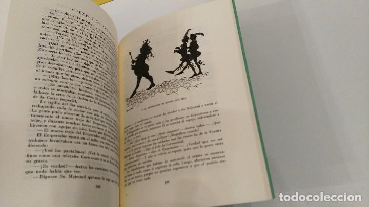 Libros antiguos: Cuentos de Andersen. Ilustrados por Arthur Rackham. Editorial Juventud - Foto 8 - 122826039