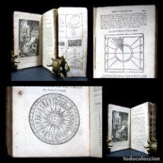 Libros antiguos: AÑO 1809 ASTRONOMÍA JARDINERÍA ESCRITURA NAVEGACIÓN ETC THE INSTRUCTOR FRONTISPICIO Y GRABADOS RARO. Lote 122831795