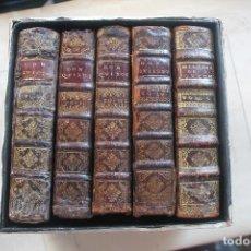Libros antiguos: QUIXOTE, QUIJOTE, QUIXOTTE 1695, 1696, PIERRE MORTIER, AMSTERDAN, ELZIVIRIANO. Lote 122870259