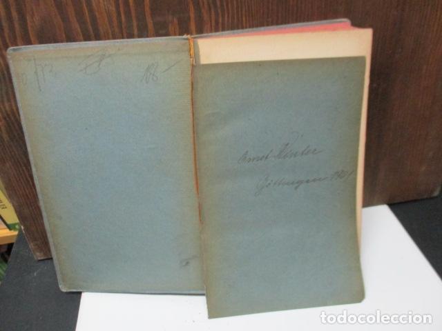 Libros antiguos: EINLEITUNG IN DIE PHILOSOPHIE - WILHEM WUNDT - LEIPZIG, AÑO 1901(EN ALEMAN) - Foto 9 - 122947679