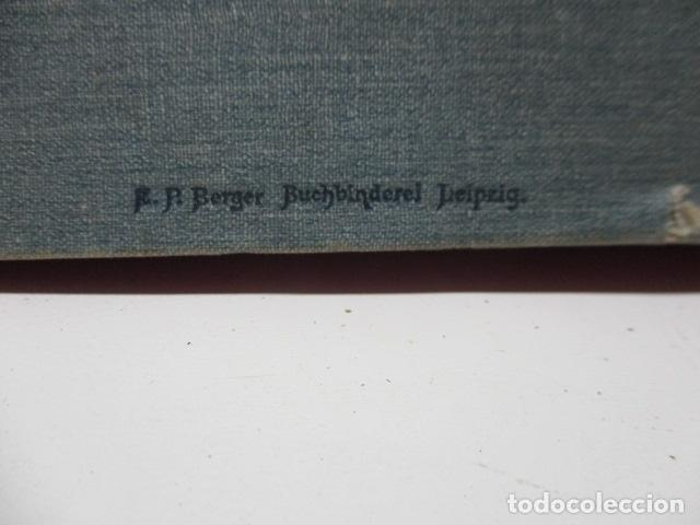 Libros antiguos: EINLEITUNG IN DIE PHILOSOPHIE - WILHEM WUNDT - LEIPZIG, AÑO 1901(EN ALEMAN) - Foto 14 - 122947679