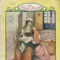 Libros antiguos: LOS NOVIOS, POR ALEJANDRO MANZONI. AÑO ¿? (12.4). Lote 122952531