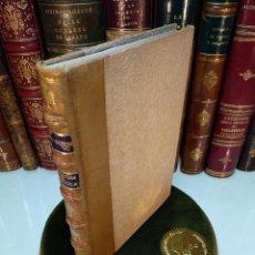 Libros antiguos: BREVE HISTORIA DE LA ESCULTURA ESPAÑOLA - MARÍA ELENA GÓMEZ-MORENO - 1ª EDICIÓN - MADRID - 1935 -. Lote 122981519