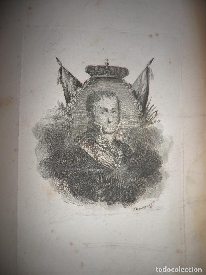 Libros antiguos: GUERRAS CARLISTAS - PANORAMA ESPAÑOL AÑO 1842 - BELLOS GRABADOS. - Foto 10 - 122988639
