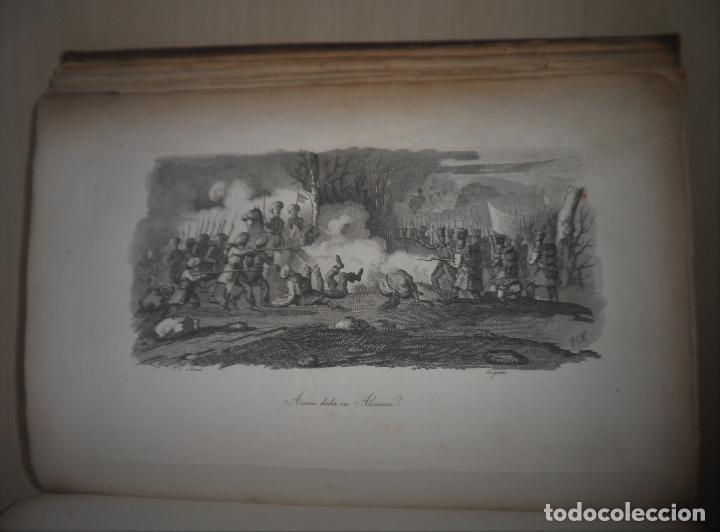 Libros antiguos: GUERRAS CARLISTAS - PANORAMA ESPAÑOL AÑO 1842 - BELLOS GRABADOS. - Foto 12 - 122988639