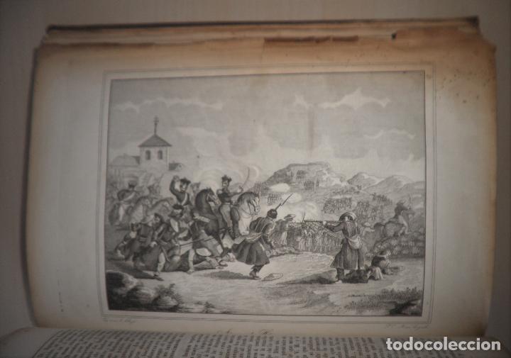 Libros antiguos: GUERRAS CARLISTAS - PANORAMA ESPAÑOL AÑO 1842 - BELLOS GRABADOS. - Foto 15 - 122988639