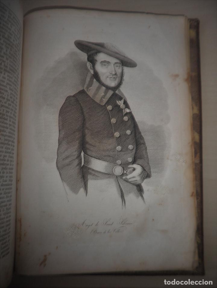 Libros antiguos: GUERRAS CARLISTAS - PANORAMA ESPAÑOL AÑO 1842 - BELLOS GRABADOS. - Foto 20 - 122988639