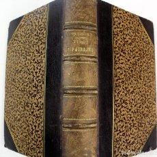 Libros antiguos: L-4851.JOSE MARIA DE PEREDA. OBRAS COMPLETAS. TIPOS Y PAISAJES. TOMO VI. MADRID, AÑO 1897. . Lote 123045231