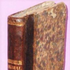 Libros antiguos: ESTERIOR DE LOS PRINCIPALES ANIMALES DOMÉSTICOS... (1857). Lote 123084115