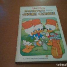 Libros antiguos: BIBLIOTECA DE LOS JOVENES CASTORES. Lote 123133099