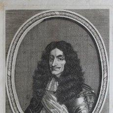 Libros antiguos: [COLECCIÓN FACTICIA DE GRABADOS DE RETRATOS DE PERSONAJES CÉLEBRES.] SIGLOS XVII-XVIII.. Lote 123152718