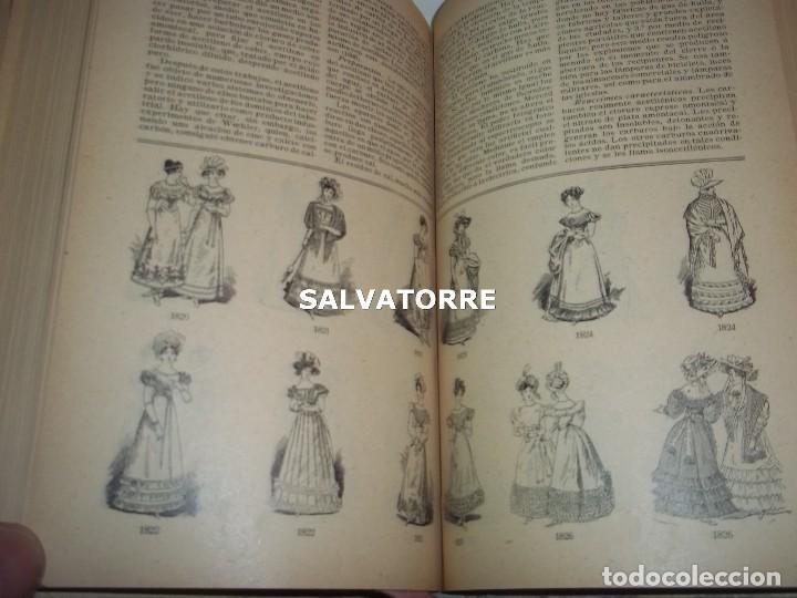 Libros antiguos: EL AÑO EN LA MANO.ALMANAQUE DE VIDA PRACTICA.1908.BARCELONA.MUCHA PUBLICIDAD. - Foto 3 - 123221987
