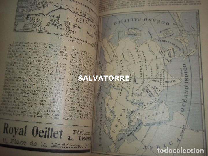 Libros antiguos: EL AÑO EN LA MANO.ALMANAQUE DE VIDA PRACTICA.1908.BARCELONA.MUCHA PUBLICIDAD. - Foto 5 - 123221987