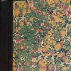 Libros antiguos: COLECCION DE OPUSCULOS - D. FRANCISCO MATEOS-GAGO Y FERNANDEZ (TOMO I, 1ER FASCÍCULO). Lote 58500661