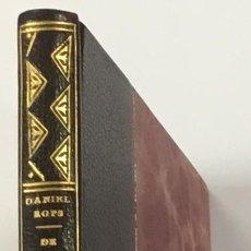 Libros antiguos: DE L'AMOUR HUMAIN DANS LA BIBLE. - ROPS, DANIEL. PARÍS, 1950. ENC. MIQUEL RIUS.. Lote 123240180
