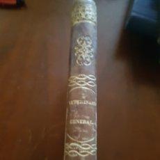 Libros antiguos: 1854 VETERINARIO GENERAL HISTORIA GENERAL DEL ASNO Y DEL CABALLO. Lote 123501418